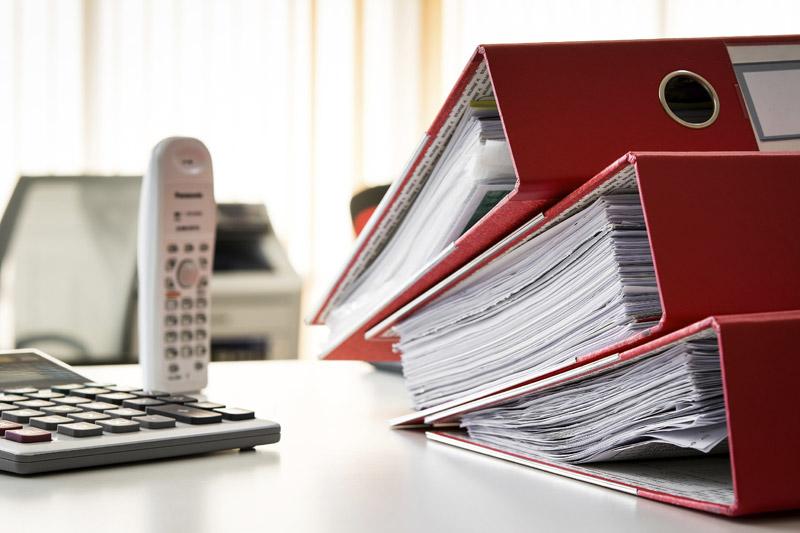 Rédaction de courriers administratifs
