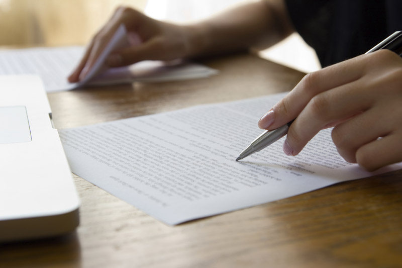 Rédiger une lettre professionnelle
