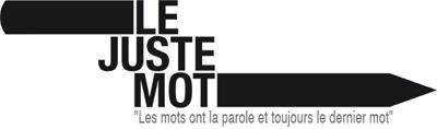 Logo écrivain public